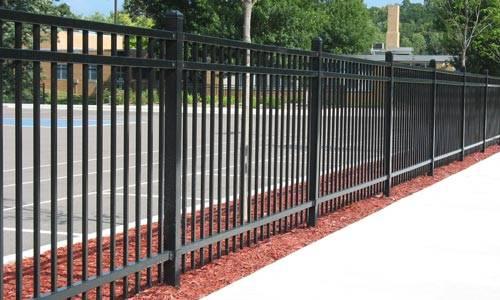 Steel & Aluminum Fence Installation El Paso
