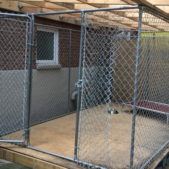 Dog Kennels Installation El Paso