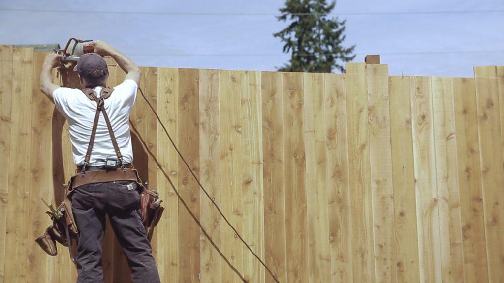 Fence installation el paso