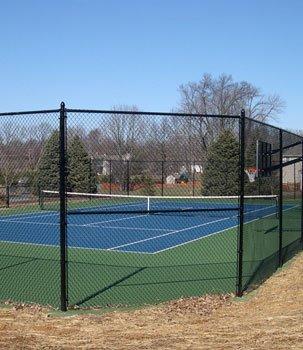 Tennis Courts Fence Installation El Paso